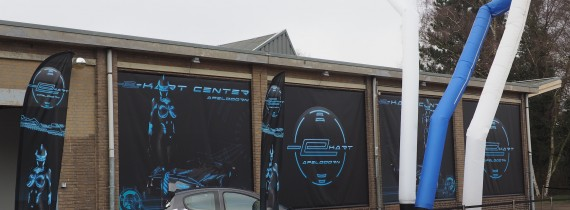 Exterior eKart Centre Apeldoorn Holland