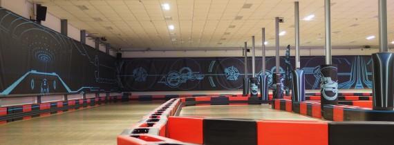 Drift track